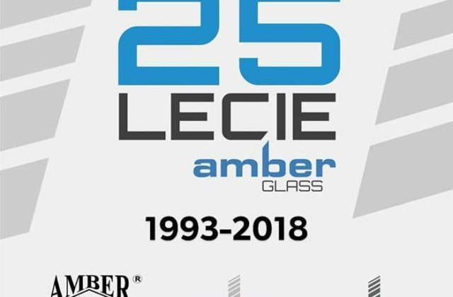 25-Lecie AMBER-GLASS Sp. z o.o.